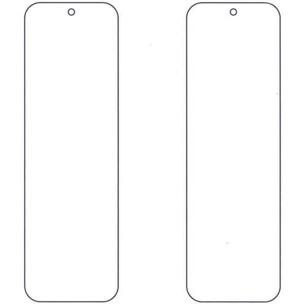 Free Printable Bookmark Templates Bookmark Template Image by Oliverid5 On Bucket