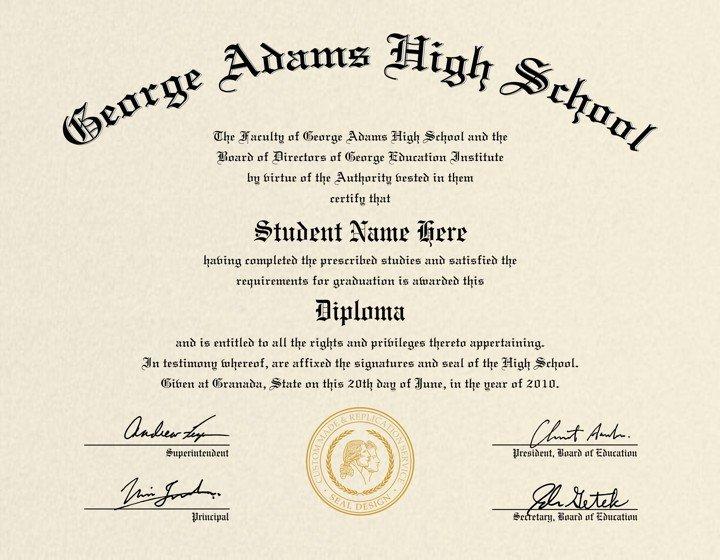 Free Printable Diploma Template High School Diploma Template Printable Certificate