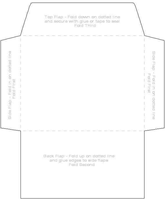 Free Printable Envelope Templates 1000 Ideas About Envelope Templates On Pinterest