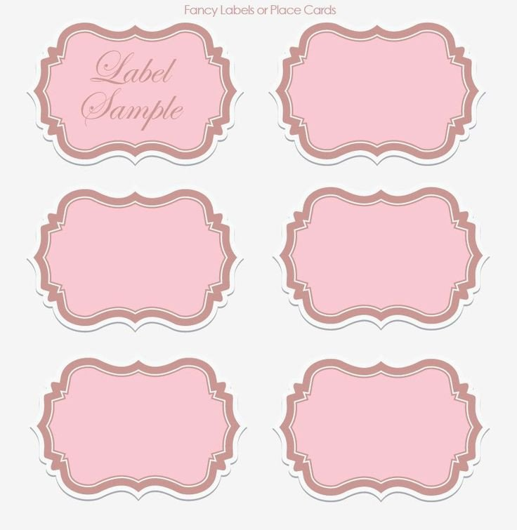 Free Printable Label Template Best 25 Free Label Templates Ideas On Pinterest
