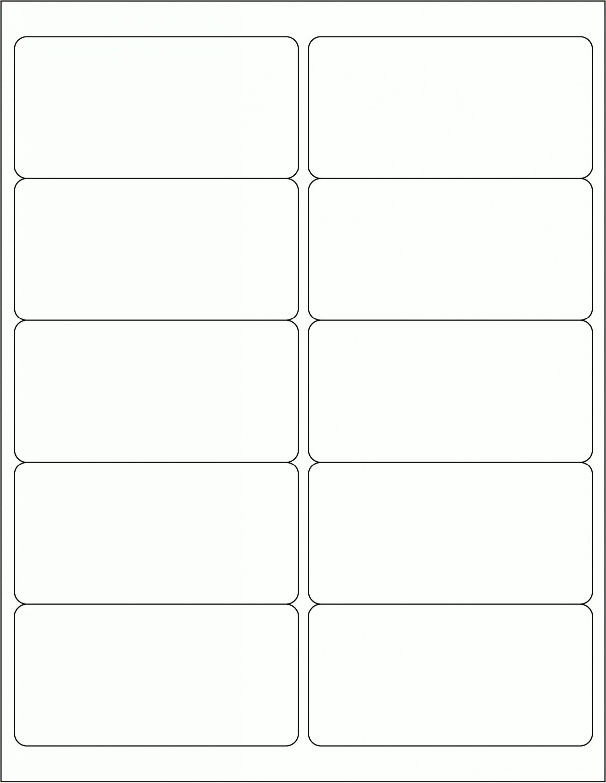 Free Printable Labels Template Free Printable Shipping Label Template Word Pdf