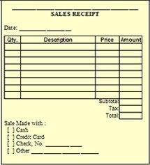 Free Printable Sales Receipt Template Free Printable Sales Receipts Craft Ideas