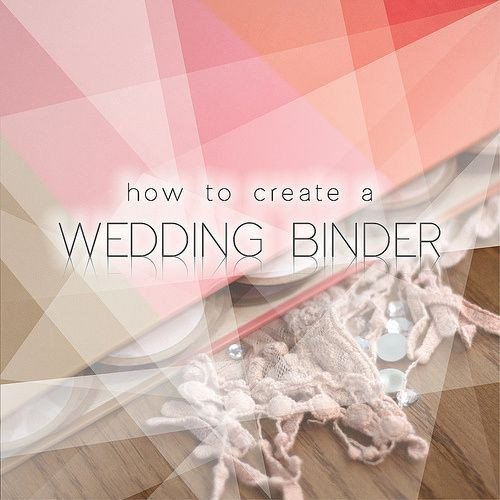 Free Printable Wedding Binder Templates How to Create A Wedding Binder Free Printables