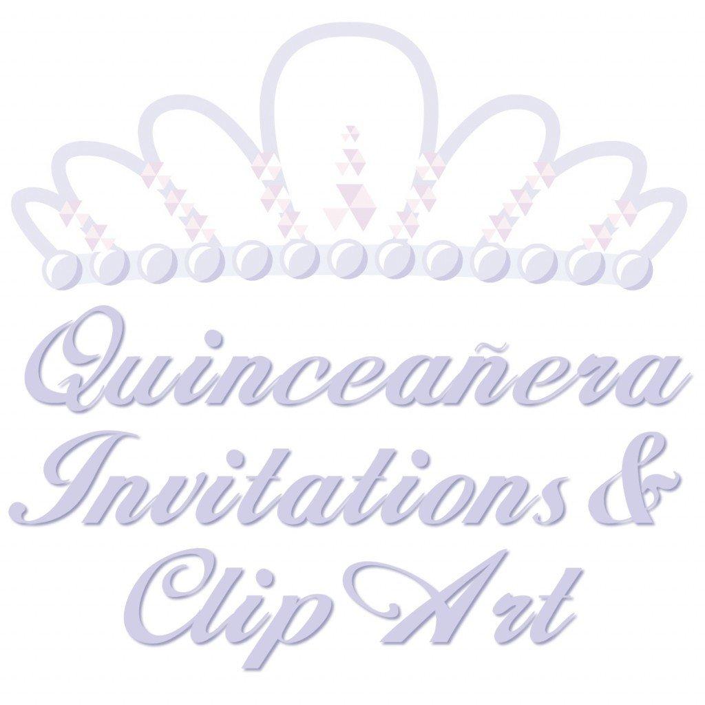 Free Quinceanera Invitation Templates Free Quinceanera Invitations Templates and Clip Art