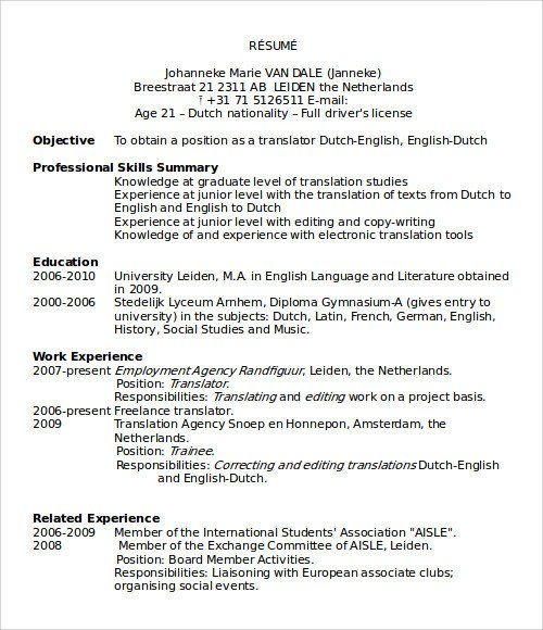 Free Resume Templates Microsoft Sample Microsoft Word Templates Download Free Documents