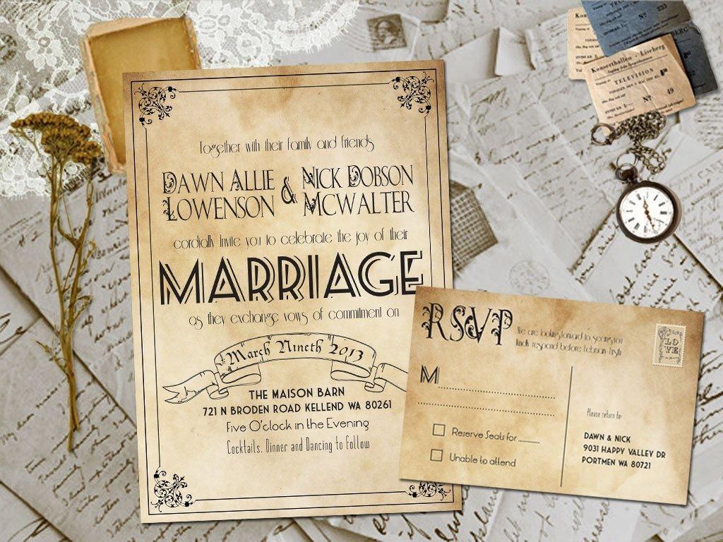 Free Rustic Wedding Invitation Templates 20 Rustic Wedding Invitations Ideas