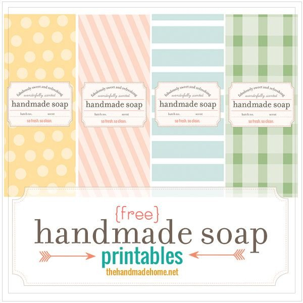 Free soap Label Templates Best 25 Free Printable Labels Ideas On Pinterest