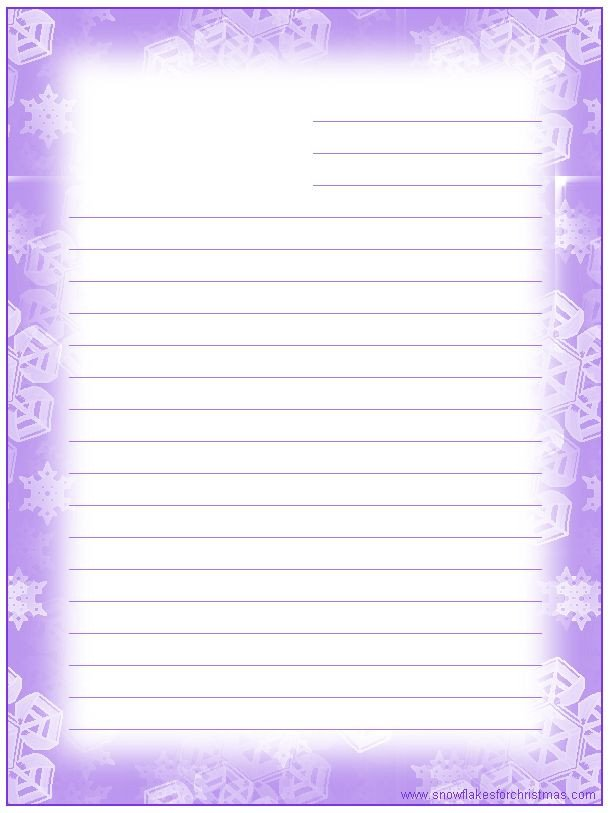 Free Stationery Paper Templates 111 Best Christmas Stationery Images On Pinterest