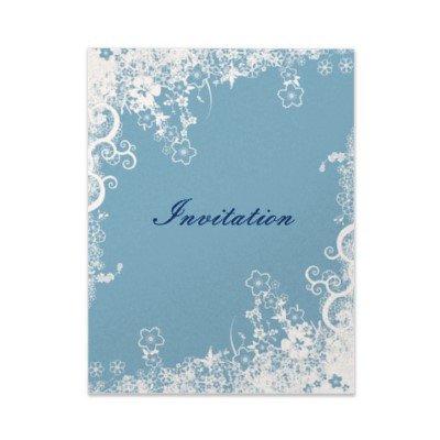 Free Winter Wonderland Invitations Templates Free Winter Wonderland Invitations Templates