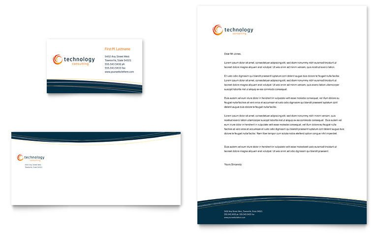Free Word Letterhead Templates Free Letterhead Template Download Word & Publisher Templates
