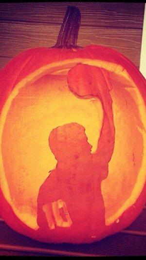 Fsu Pumpkin Carving Patterns Pumpkin Stencils