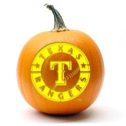 Fsu Pumpkin Carving Patterns Texas Rangers Free Pumpkin Carving Stencil Templates and