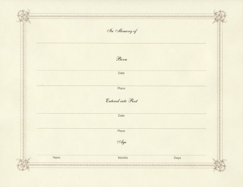 """Funeral Guest Book Template Bookfactory Leather Funeral Guest Book""""a Celebration Of"""