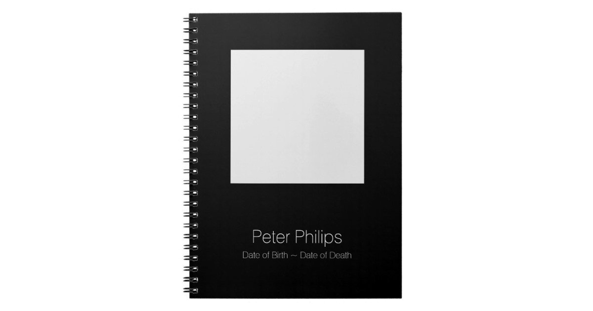 Funeral Guest Book Template Template Funeral Guest Book Add Favorite Image 1
