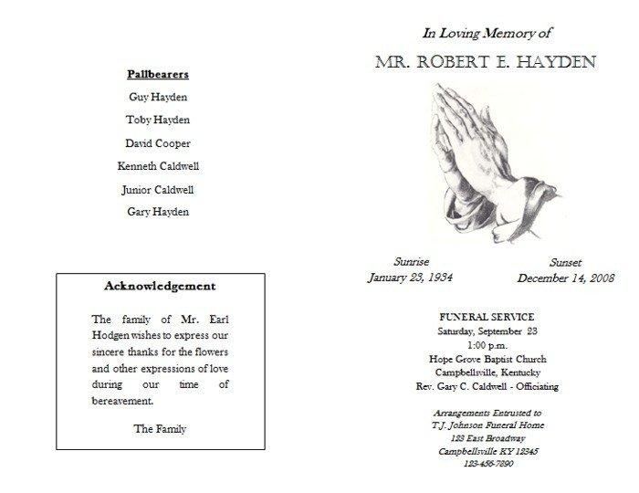 Funeral Mass Booklet Template 27 Of Catholic Funeral Mass Program Template