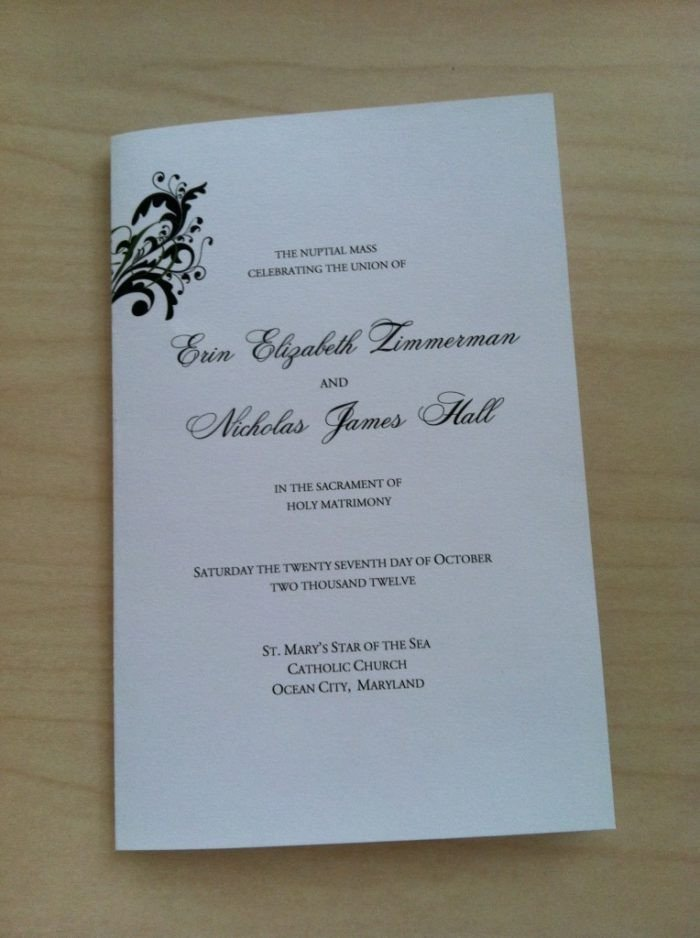 Funeral Mass Booklet Template Catholic Funeral Mass Booklet Template Free Templates