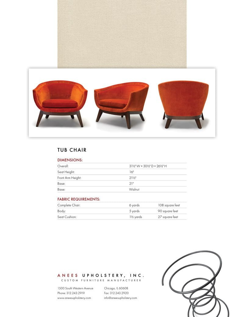 Furniture Spec Sheet Template Furniture Spec Sheet Template Furniture Designs