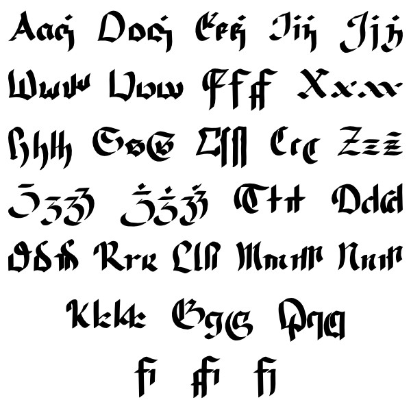 Game Of Thrones Fonts Dothraki Font Game Of Thrones Calligraphy