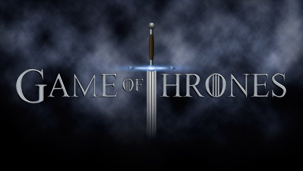Game Of Thrones Menu Template 7 Amazing Games Thrones Fonts