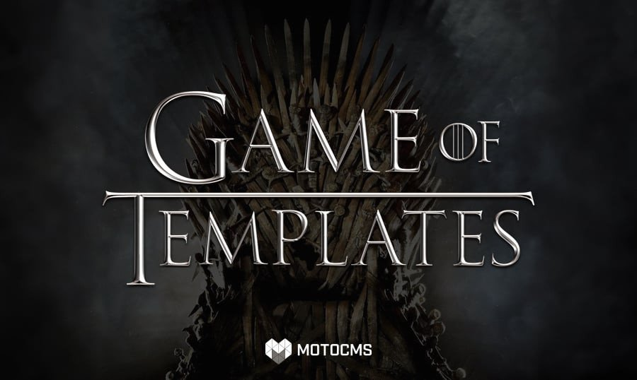 Game Of Thrones Menu Template Game Of Thrones if the Main Characters Could Start their