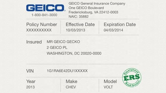 car insurance cards printable car insurance cards