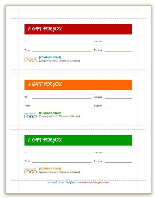 Gift Certificate Template Pages 17 Best Ideas About Gift Certificate Templates On