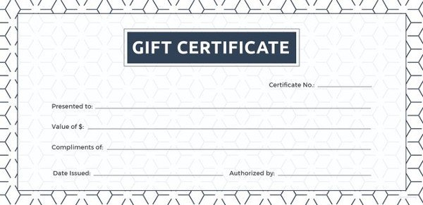 Gift Certificate Template Pages Best Gift Certificate Templates 38 Free Word Pdf