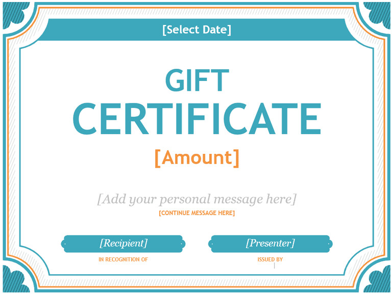 Gift Certificate Template Word 173 Free Gift Certificate Templates You Can Customize