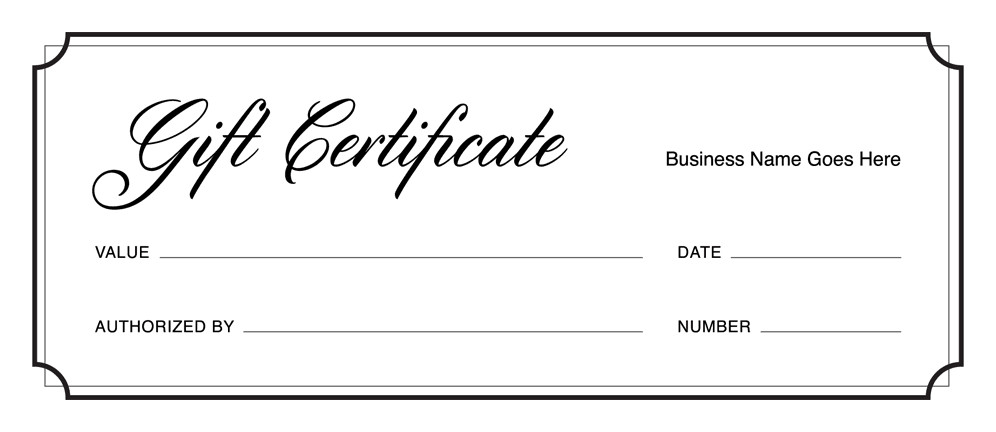 Gift Certificate Template Word Gift Certificate Templates Download Free Gift