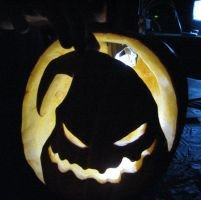 Gizmo Pumpkin Stencil Gizmo Pumpkin Carving by Sleigher75 On Deviantart