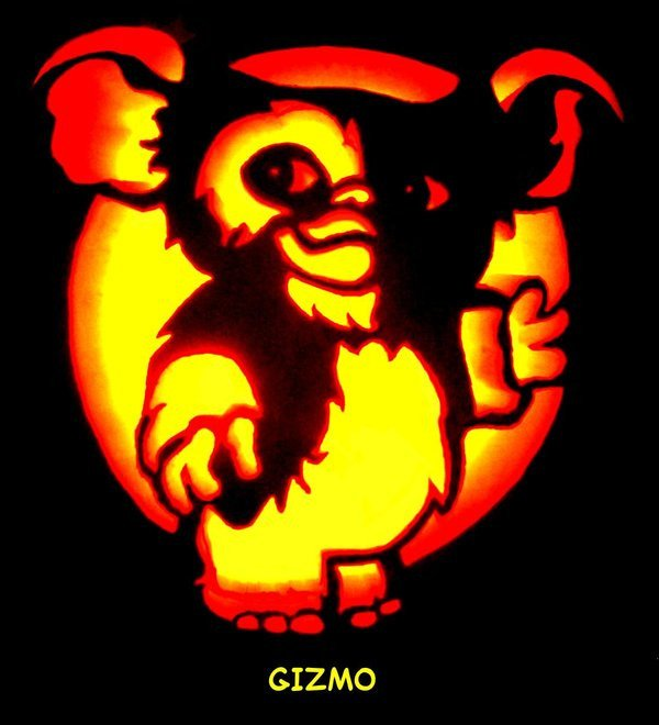 Gizmo Pumpkin Carving by Sleigher75 on DeviantArt