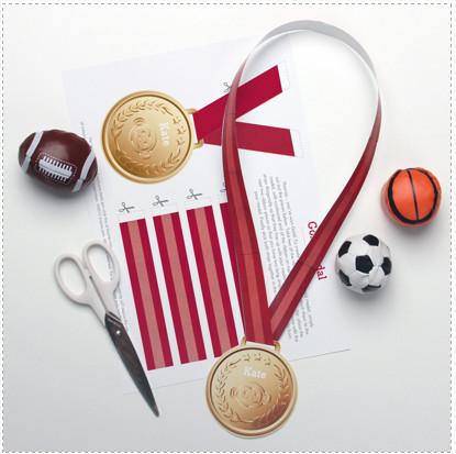 Gold Medal Printable 8 Free Olympics Printables that Deserve A Medal