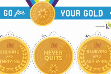 Gold Medal Printable Coloring Pages & Worksheets Articles Games and Activities
