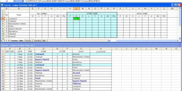 Golf Tournament Excel Spreadsheet Printable Spreadshee