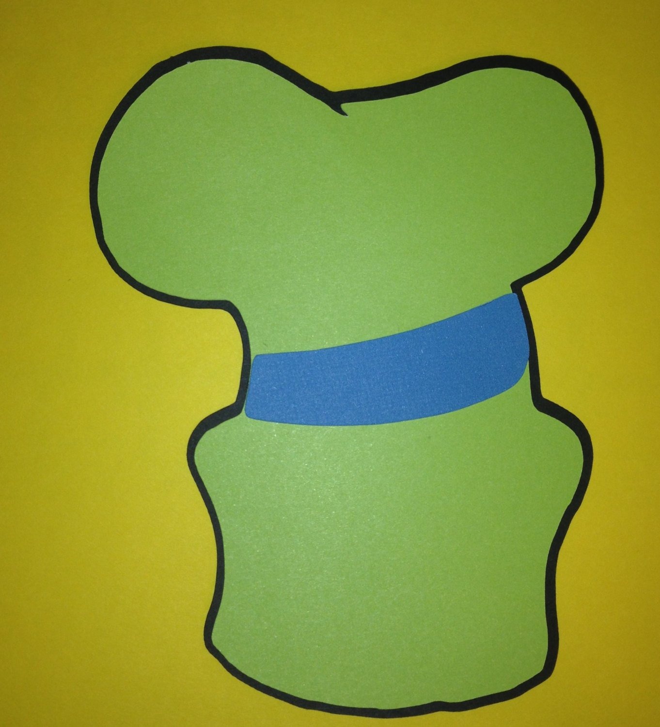 Goofy Hat Template 10 5 Goofy Hat Die Cut for Centerpieces Banners