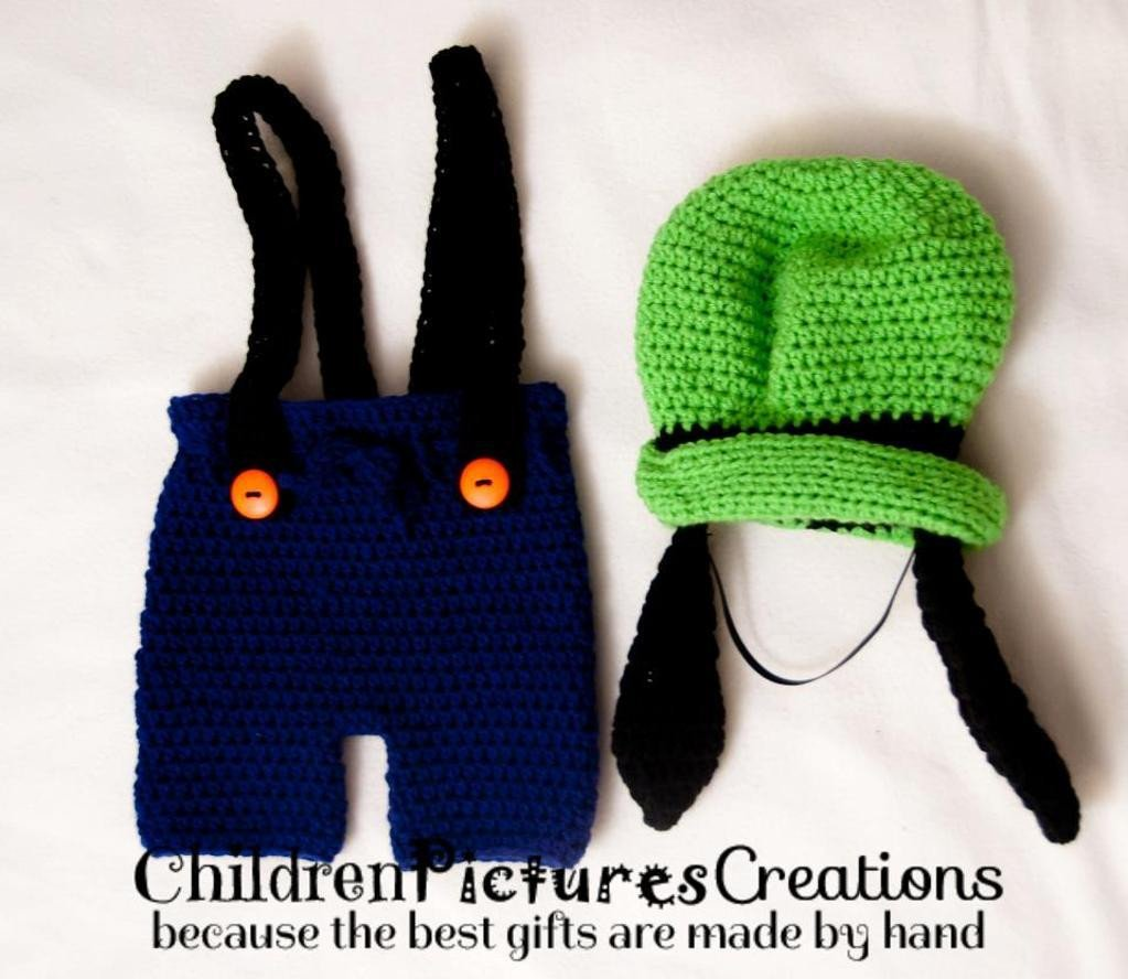 Goofy Hat Template Goofy Inspired Hat Pants and Hat Set by Cpcreations Craftsy