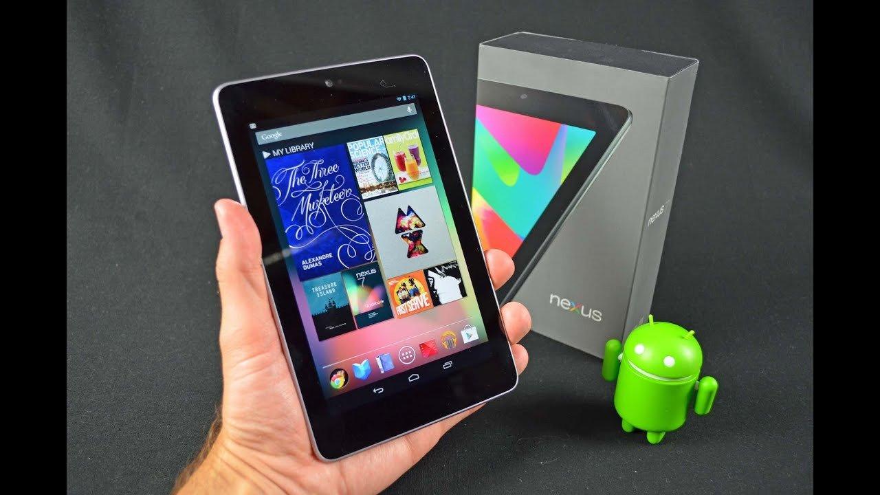 Google Nexus 7 Tablet Unboxing & Review