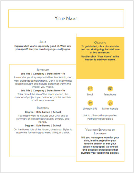 Google Docs Cover Letter Template 50 Best Free Google Docs Templates the Internet In 2019