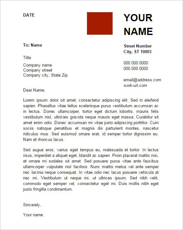 Google Docs Letter Template 19 Google Docs Templates Free Word Excel Documents