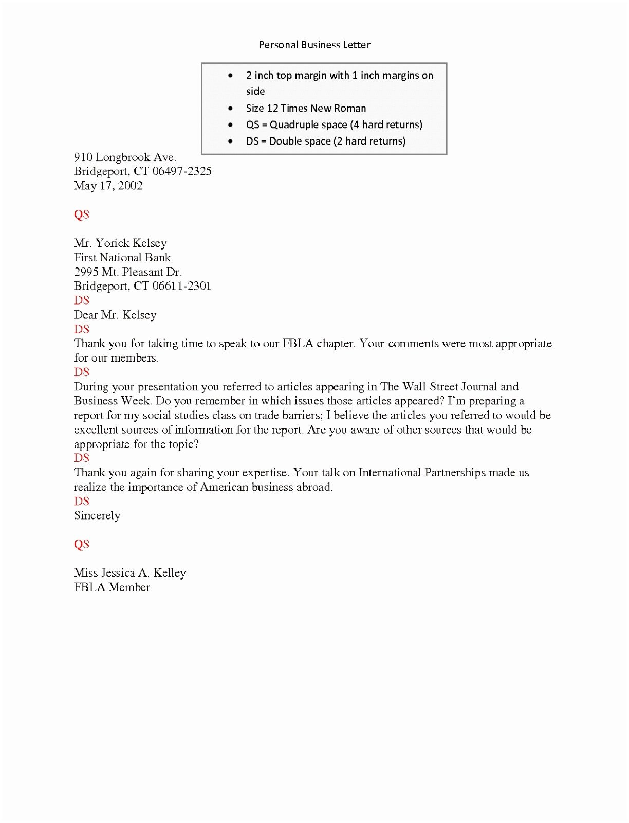 Google Docs Letter Template 6 Google Docs Business Letter Template Ieate