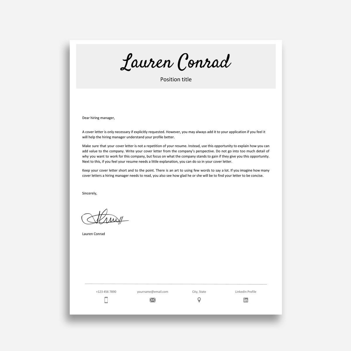 Google Docs Letter Template Google Docs Cover Letter Templates 9 Examples to Download now