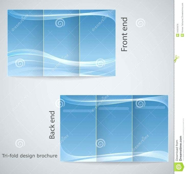 Google Docs Trifold Template Google Docs Brochure Template File Free Download