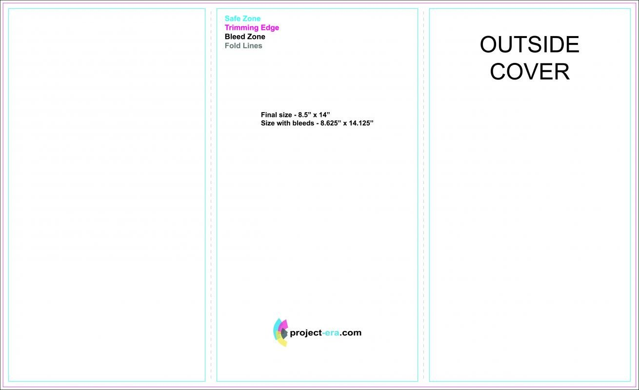Google Docs Trifold Template Google Docs Tri Fold Brochure Template
