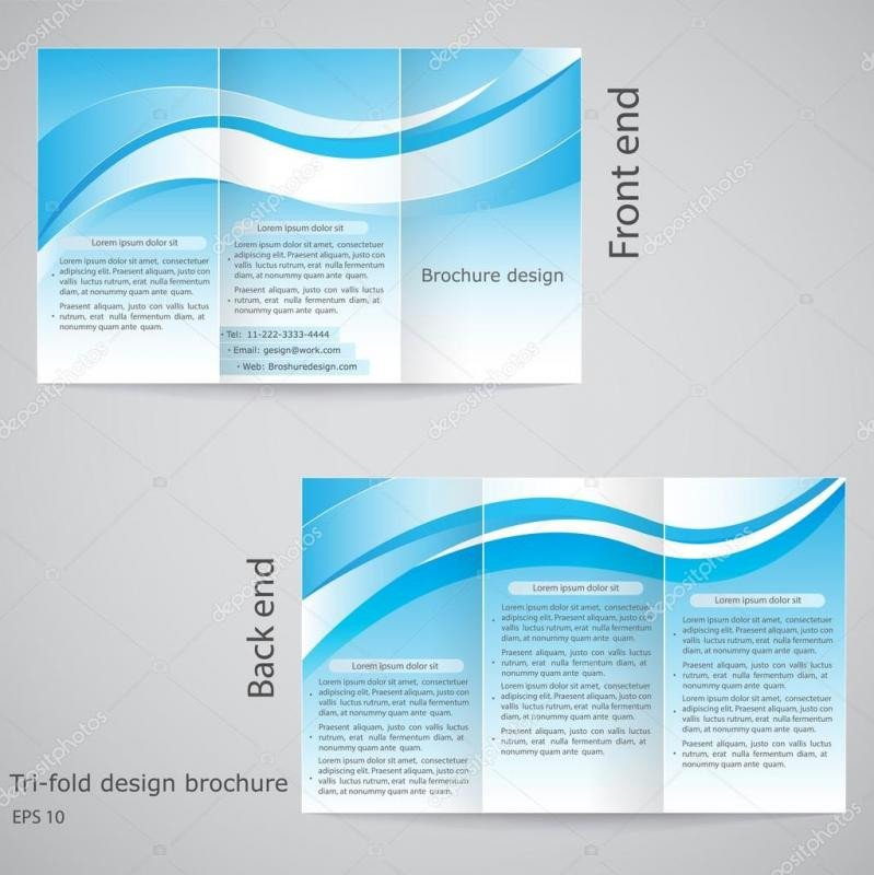 Google Drive Brochure Templates Google Drive Brochure Template