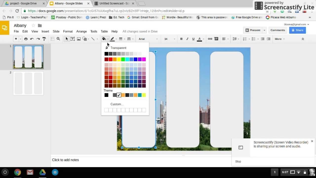 Google Slides Brochure Template Design 1 Google Slides Brochure