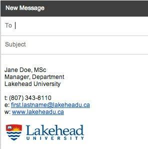Grad Student Email Signature Create E Mail Signature