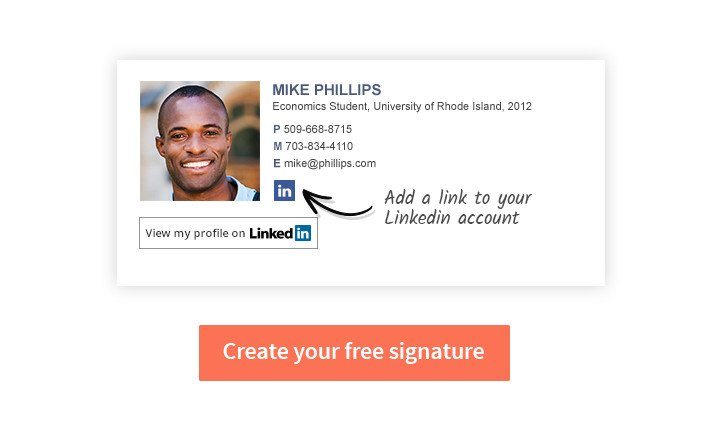 Email Signature for College Students 5 Tips For Students