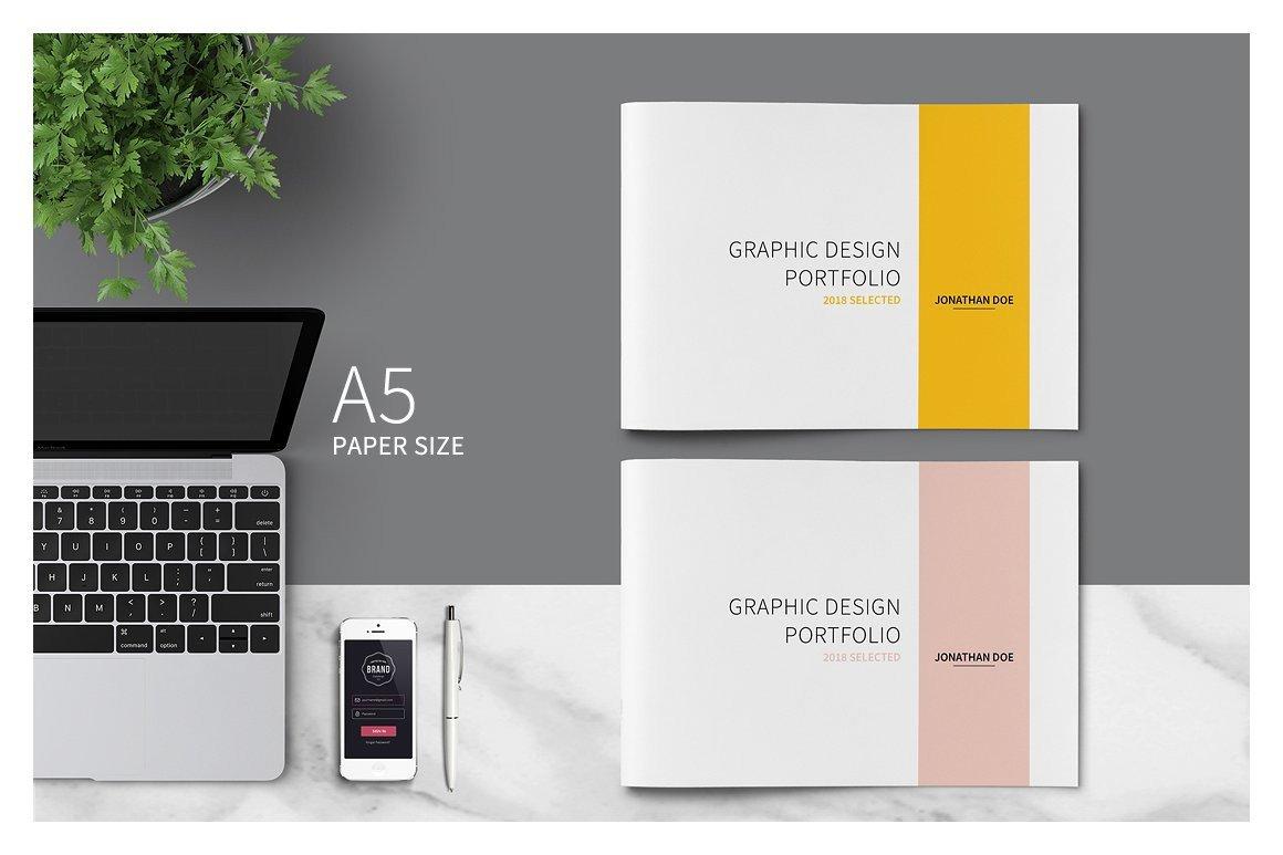 Graphic Design Portfolio Template Graphic Design Portfolio Template Brochure Templates
