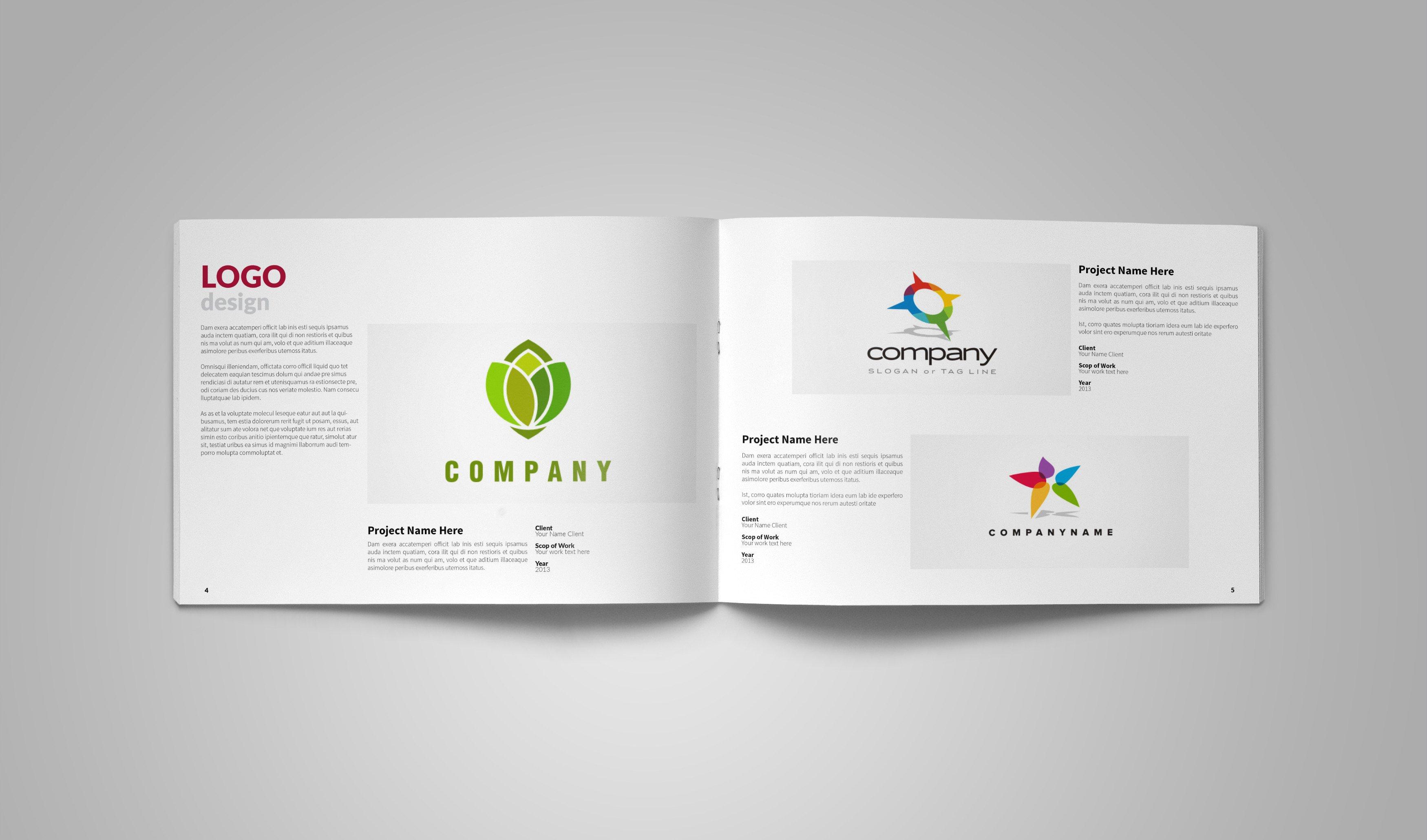 Graphic Design Portfolio Template Graphic Design Portfolio Template Brochure Templates On