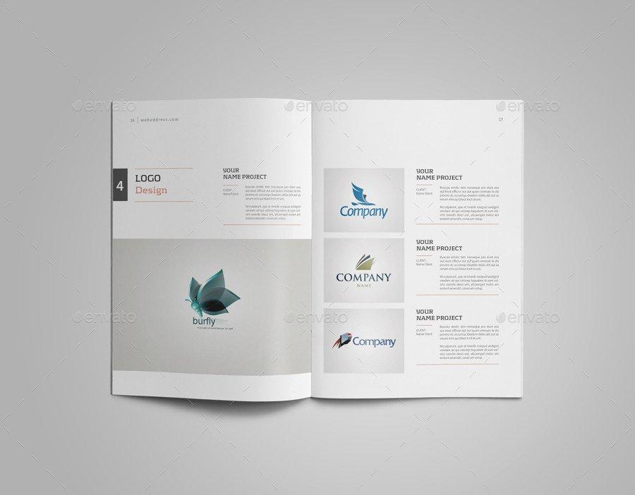 Graphic Design Portfolio Template Graphic Design Portfolio Template by Adekfotografia